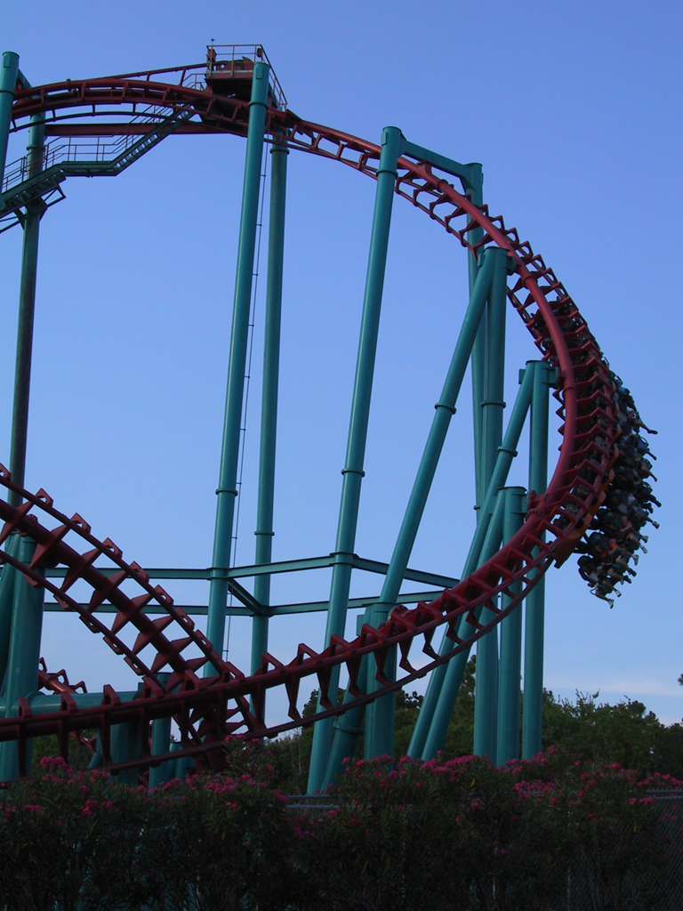 Six Flags AstroWorld